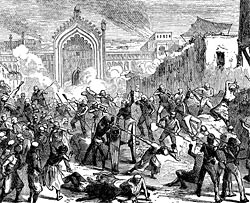 the characterization of the indian mutiny and whether its is a revolt uprising or war While british historians called it the sepoy mutiny, indian historians named it the revolt of 1857 or the first war of indian independence the revolt of 1857 had been preceded by a series of disturbances in different parts of the country from the late eighteenth century onwards.